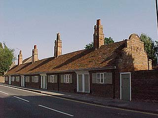 John Smith almshouses